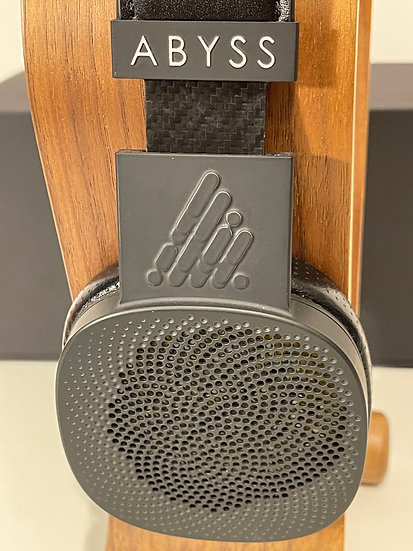 Diana Headphone by Abyss in Onyx Black
