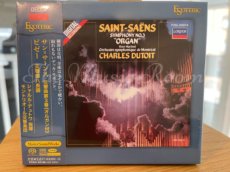 SAINT-SAENS & BIZET Symphonies