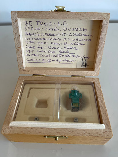 Van den Hul The Frog MC cartridge