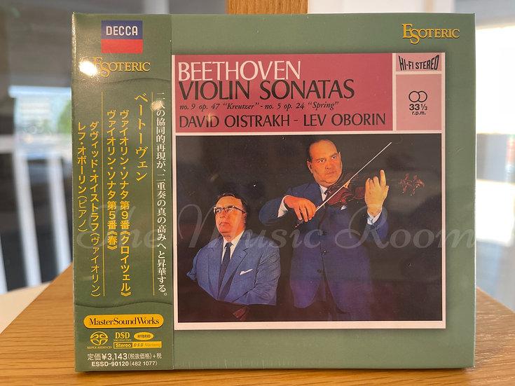 BEETHOVEN Violin Sonatas No.9 - No.5