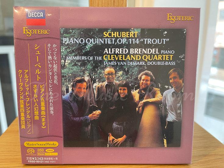 """SCHUBERT Piano Quintet """"Trout"""""""
