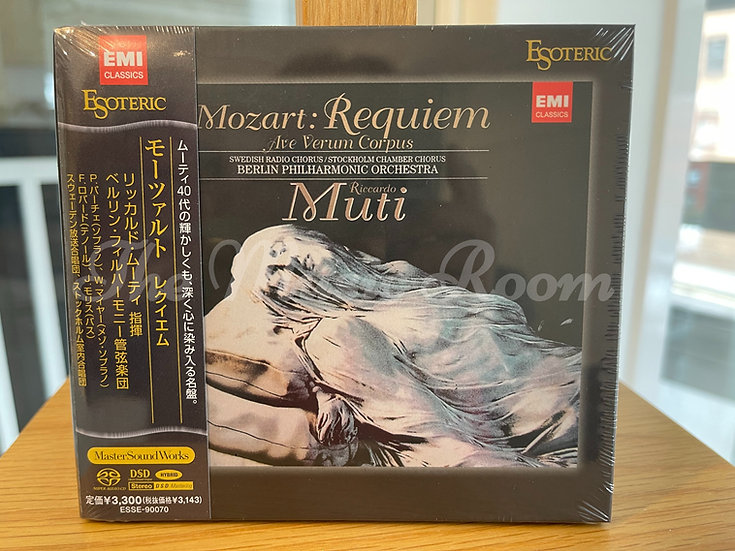MOZART Requiem & Ave Verm Corpus