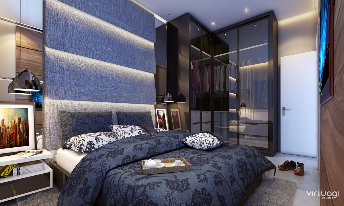 Dormitório Residencial Monet