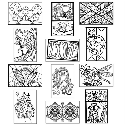 ColoringDeck Coloring for All