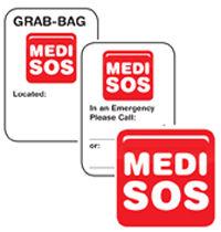 MEDI-SOS Sticker pack