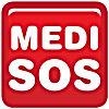 MEDI-SOS Logo sticker