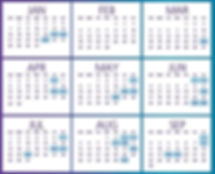 2018 MCAT Test Dates and Score Release Dates