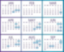 2018 MCAT Test Dates and Score Release Dates