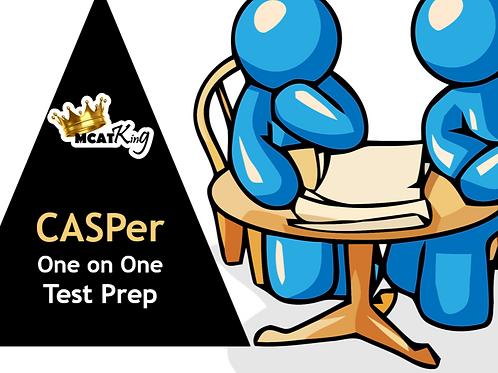CASPer Test Prep - One On One | 1.5 Hr