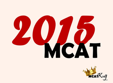 Preparation for the Revised MCAT