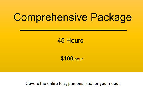 Comprehensive Package