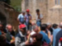Romería del 15 de mayo en la ermita de San Zoilo de Cáseda, Navarra