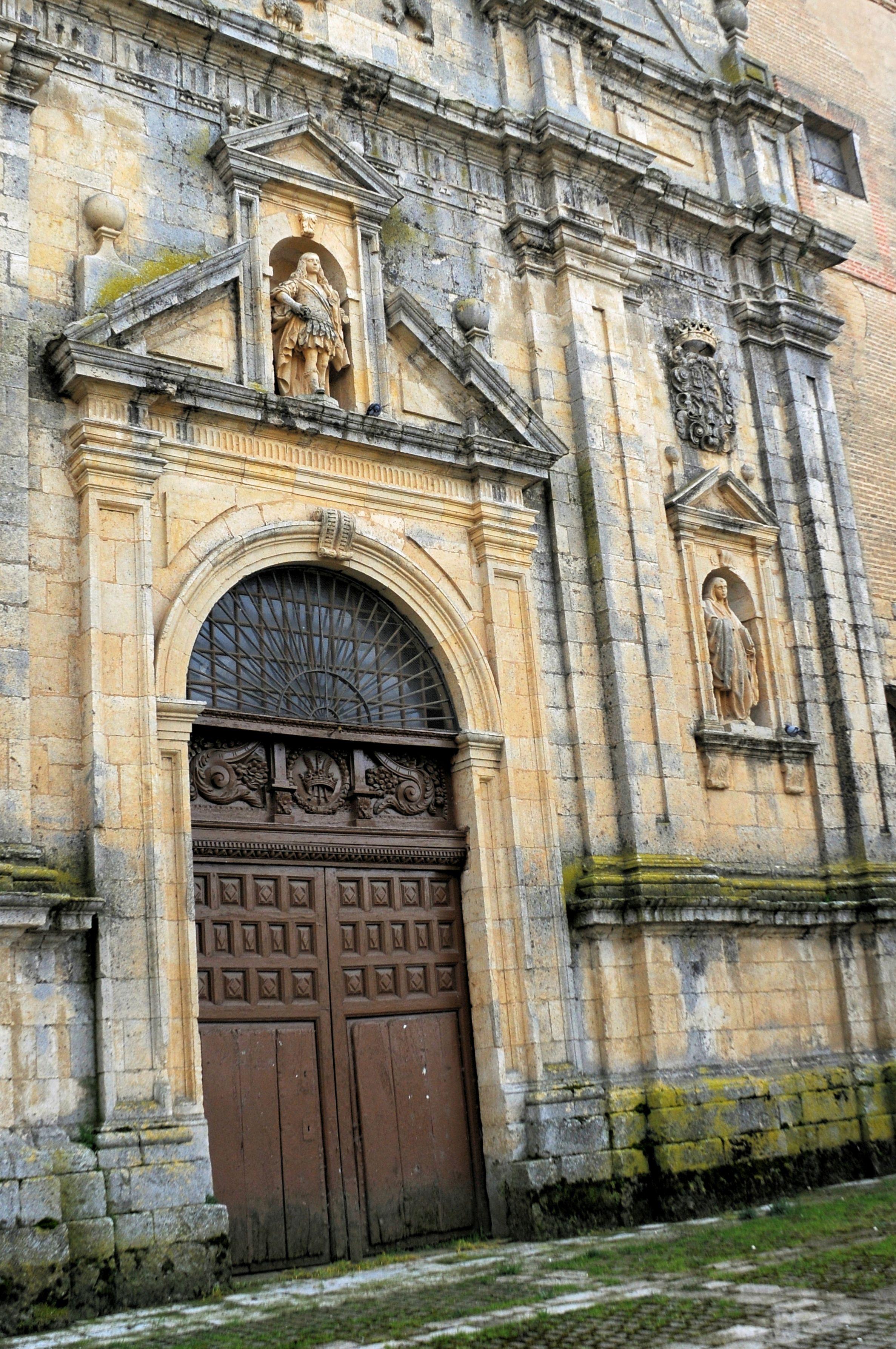 Fachada Monasterio de