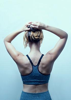 athlète féminine
