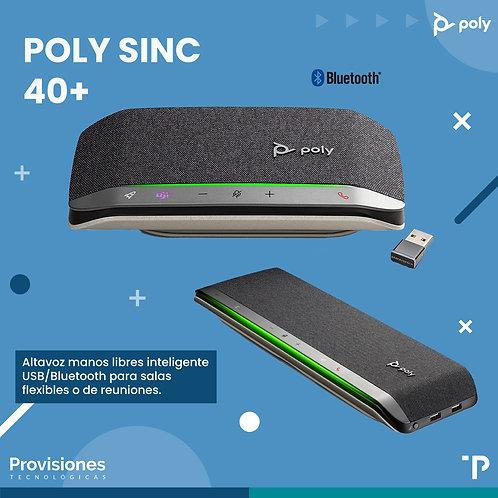 Poly Sync 40