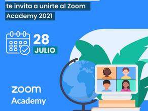 Zoom Academy 2021 con Provisiones Tecnologicas