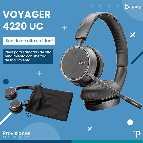 Poly Voyager 4220 UC