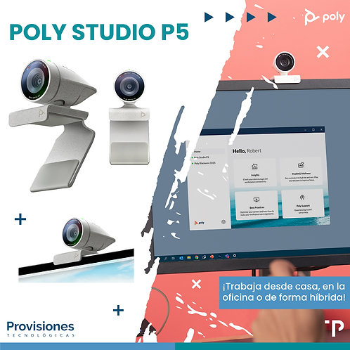 Camara Poly Studio P5