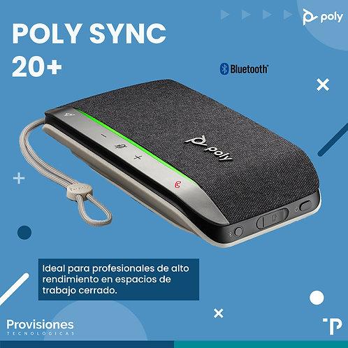 Poly Sync 20+