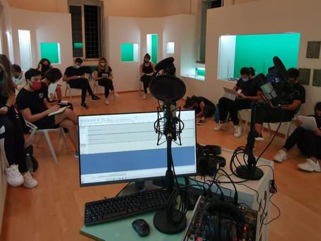 La SRC – Scuola di Recitazione della Calabria approda in radio