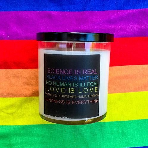 EQUALITY Candle