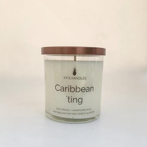 Caribbean 'ting