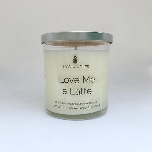 Love Me a Latte