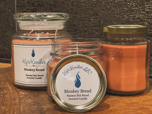 Monkey Bread Scented Candle
