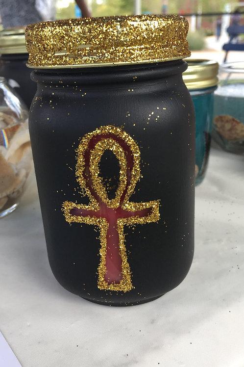 Ankh Candle