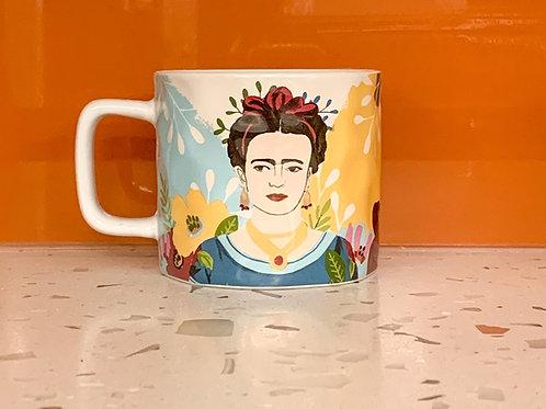 Ode to Frida Kahlo Mug