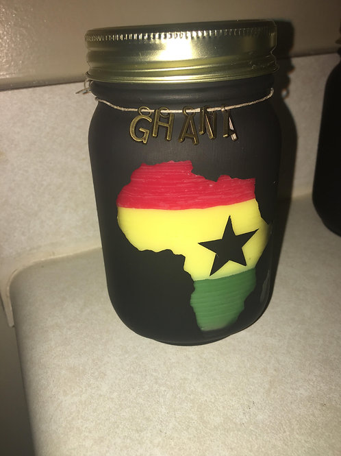 """Stay True to Your Roots""Candle"