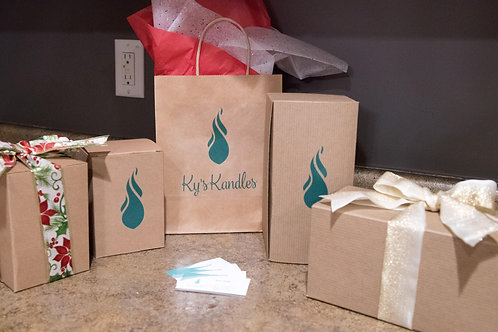 Packaging for Your gift!