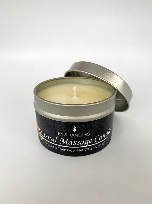 Allure Sensual Massage Candle