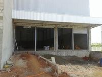 O concreto armado permite vários tipos de geometria em uma edificação.