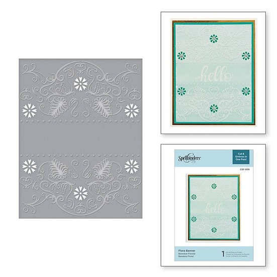 Textura SPELLBINDERS CEF-009