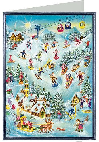 Postal de Natal 99114