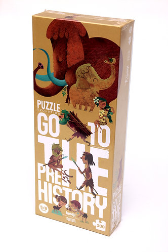 Puzzle LONDJI Go To The Pre History