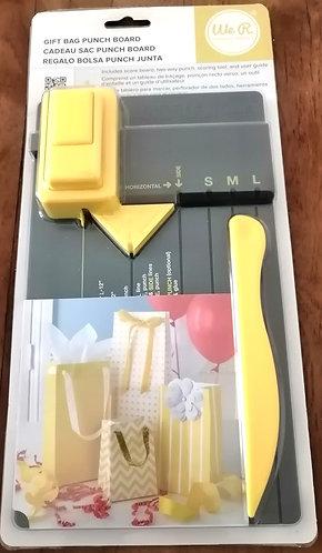 Tabuleiro de corte p/ Fazer Sacos de Papel