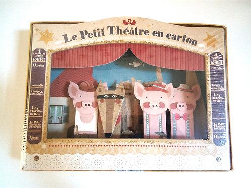 Le Petit Théâtre en Carton