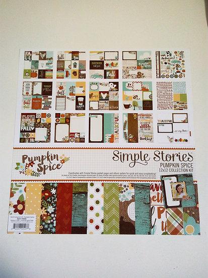 Kit para Scrapbooking Simple Stories