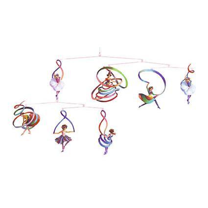 Mobile Meninas Bailarinas by Djeco