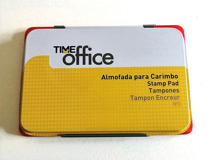 Almofada Vermelha TIME OFFICE