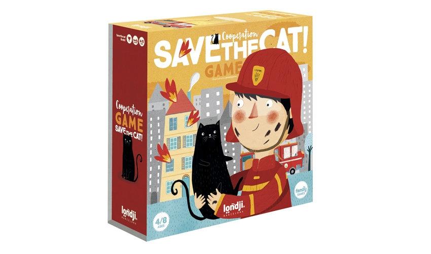 Save the Cat Game LONDJI