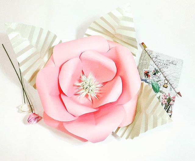 Flor de Papel XL