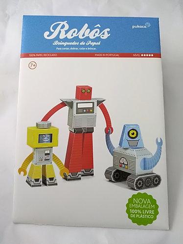 Robôs PUKACA