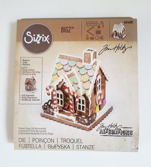 Cortante SIZZIX BIGZ 661608