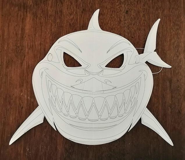 Máscaras de Tubarão