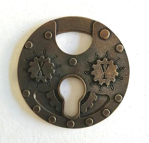 Aplicação de metal