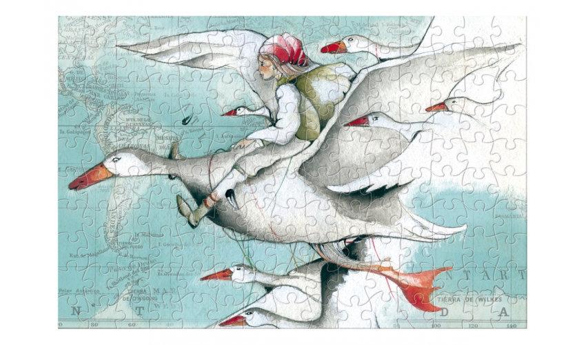 Le Voyage de Nils Micro Puzzle LONDJI