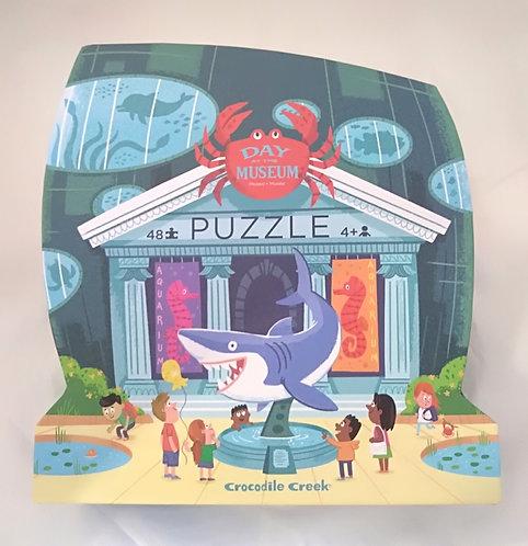 Puzzle Day at The Museum Aquarium